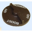 2. Fan Switch Control Knob - 0850895